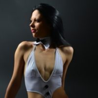 Alina - charming romantic delighted when getting to know each other with erotic French kisses