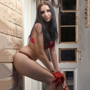 Klaudia - temperamental partner seduces with role play in the erotic world