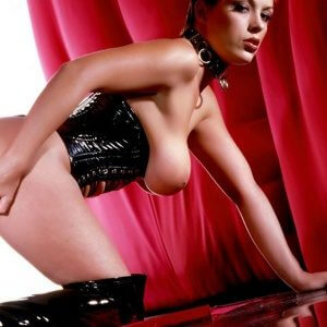 Ana - Talented dominatrix has fetishes with latex and rubber
