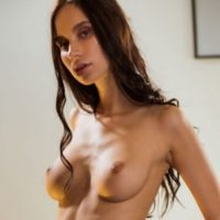 Natalie - Slim model delights with multiple sex in the desired location of the lover