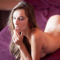 Tatjana - Pretty beginner models like hot sex in the car in the parking lot