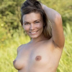 Mirella - Cheerful call girls from Russia encouraged to have anal intercourse in nature